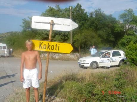 Slovenská polícia  :D Kokoti
